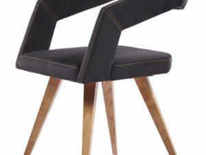 Καρέκλα Τραπεζαρίας Σκούρο Μωβ